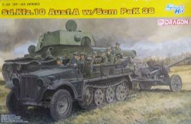 Sd.Kfz.10 Ausf.A w/5cm PaK 38